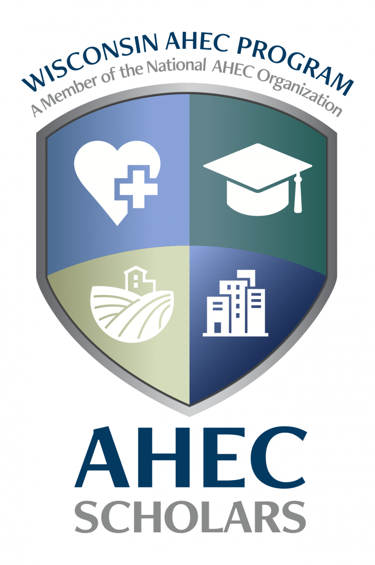 Wisconsin AHEC Scholars Logo (Official)